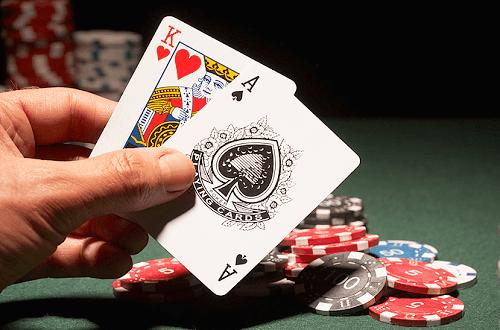Card Values in Online Blackjack