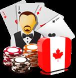 Live Dealer Casinos in Canada
