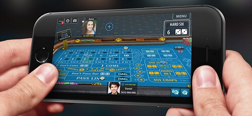 Mobile Craps Games for Canadians