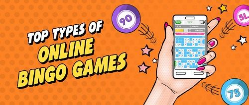 Variations of Online Bingo
