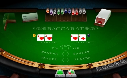How To Play Online Baccarat – The Rules and More