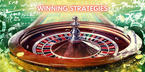 Roulette Winning Strategies