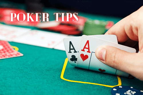 Top 5 Tips for Playing Poker