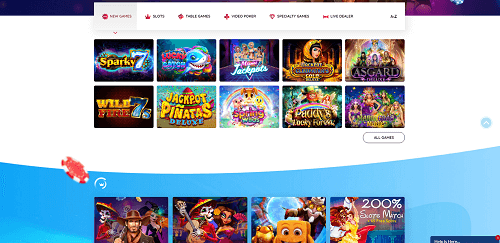Free Spin Casino Games and Software