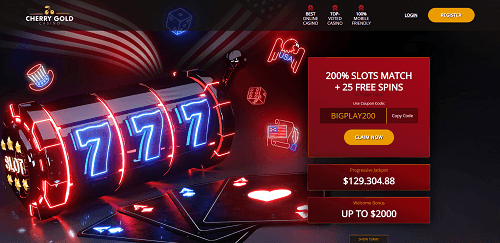 Cherry Gold Casino Bonuses and Promotions