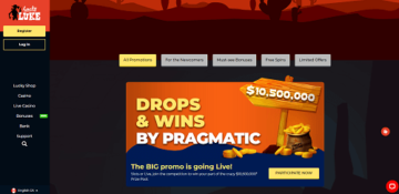 Epic Promos at Lucky Luke
